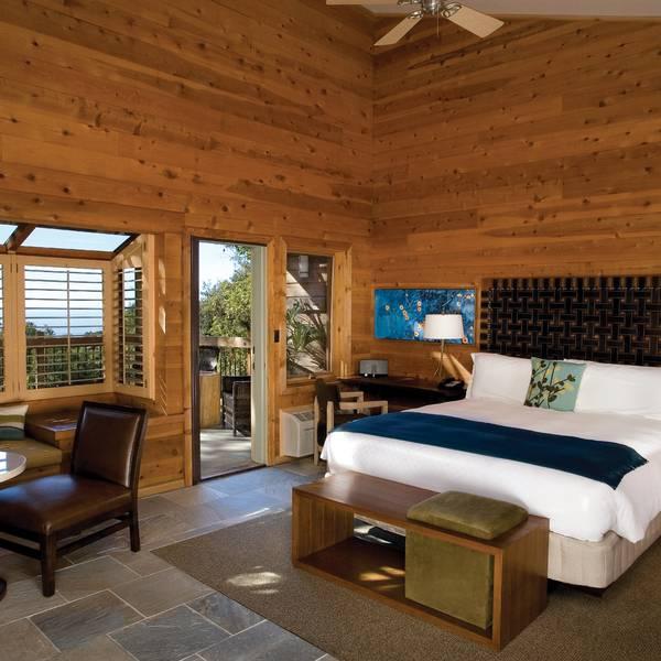 Ventana Inn - room
