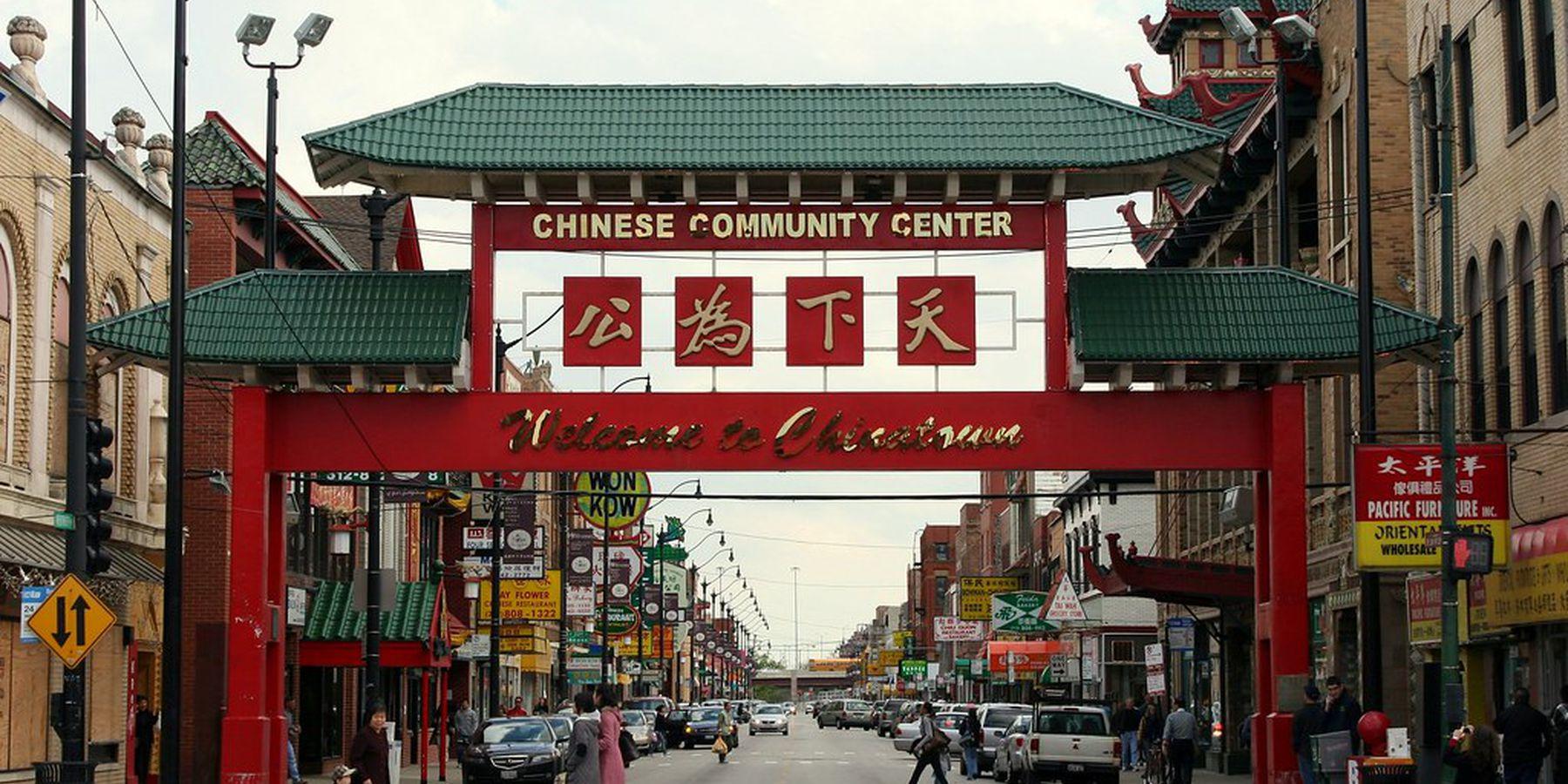 Chinatown - Chicago - Illinois - Doets Reizen