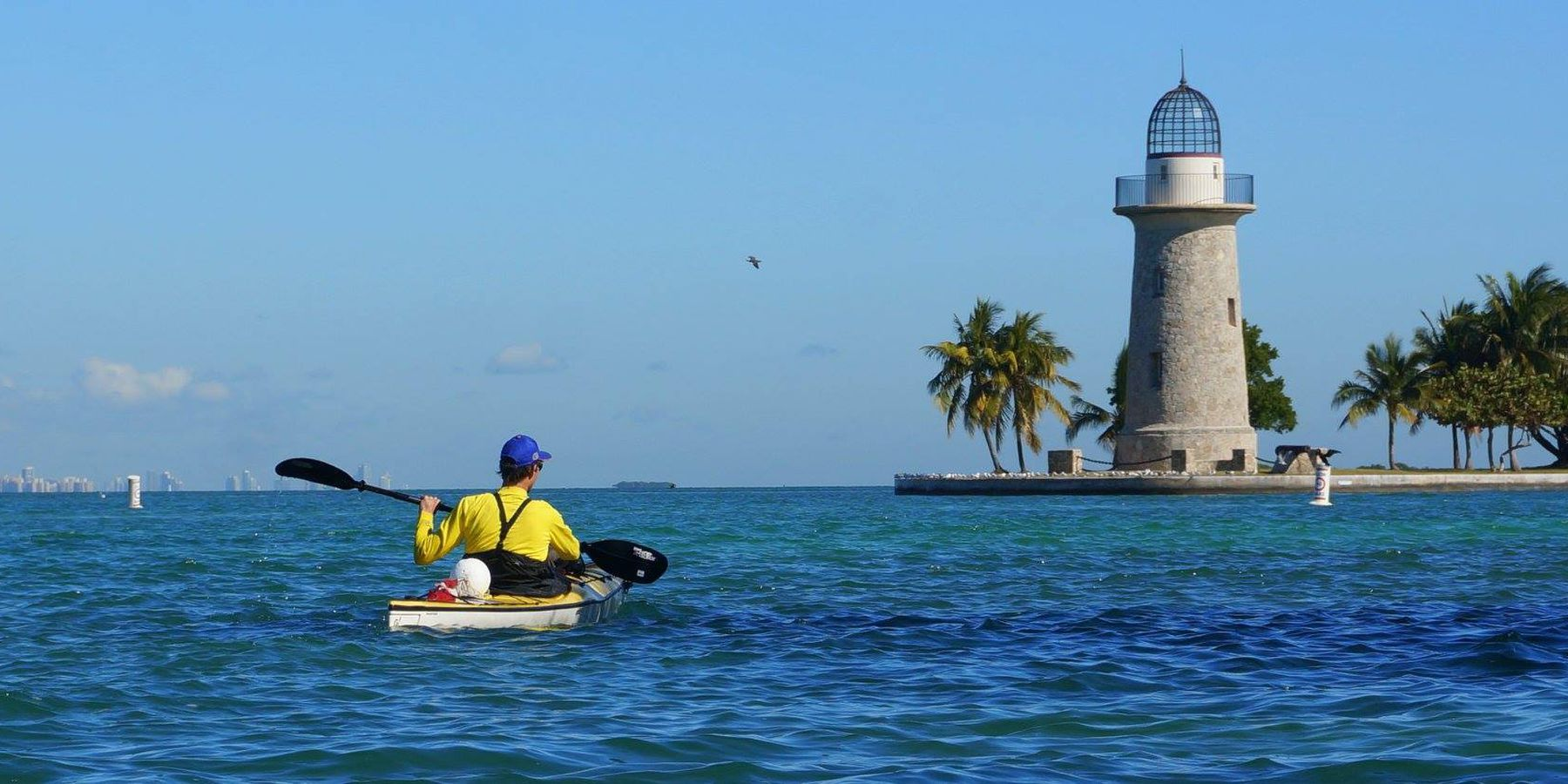 Biscayne National Park - Miami - Florida - Doets Reizen