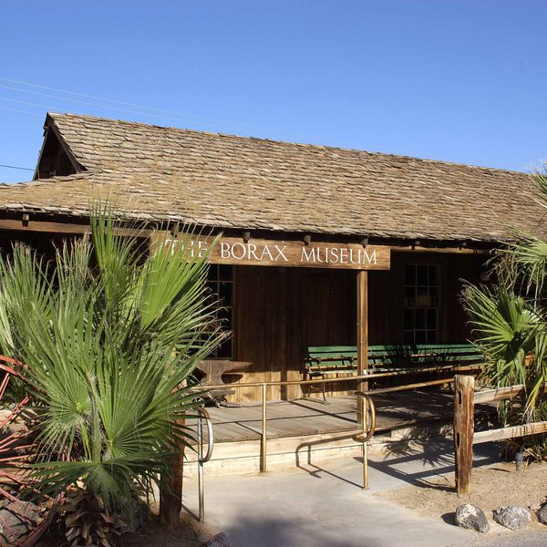 Furnace Creek Ranch - sfeer