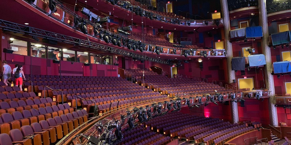 Dolby Theatre - Walk of Fame - Los Angeles - California - Amerika - Doets Reizen