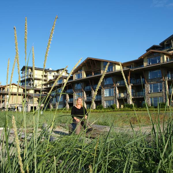 Beach Club Resort Parksville - 1
