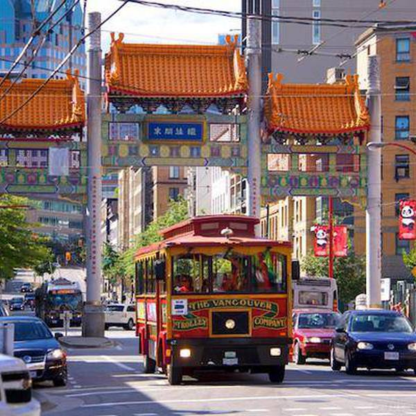 Trolley Tour Vancouver - British Columbia - Canada - Doets Reizen
