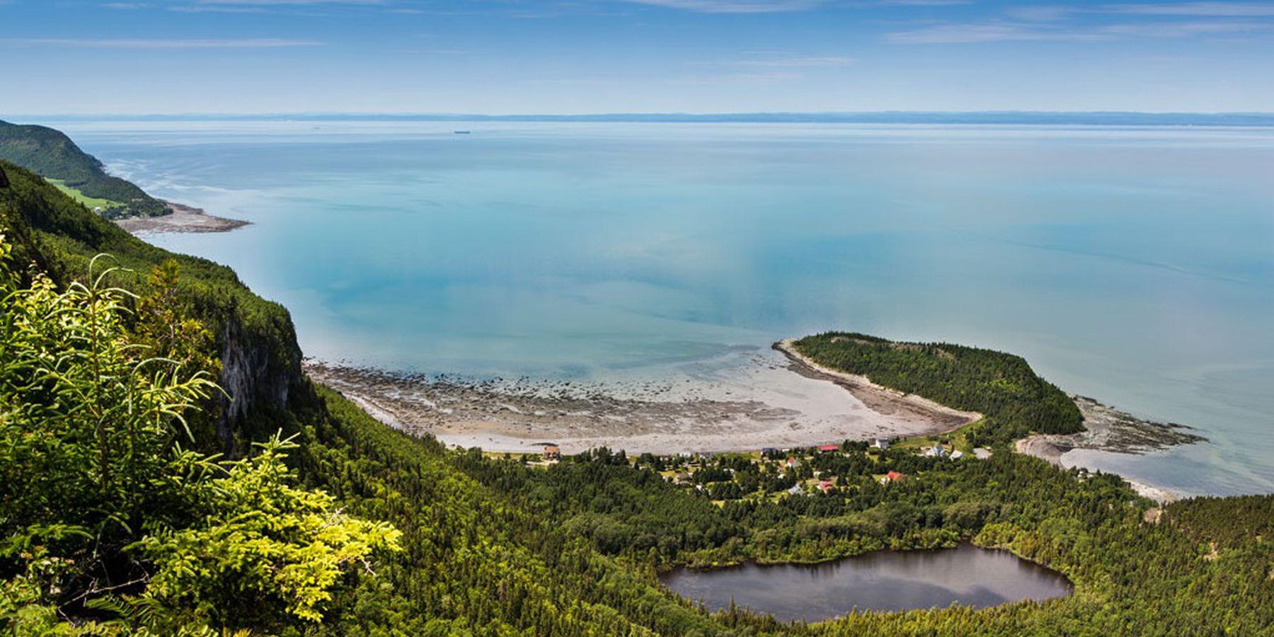 Parc National du Bic - Quebec - Canada - Doets Reizen
