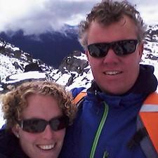 Filippus en Christa Kiemel
