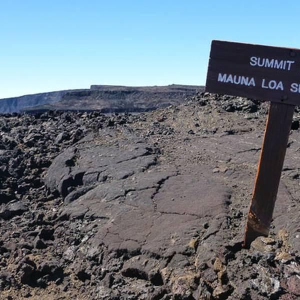 Hike the World Highest Mountain Big Island Hawaii