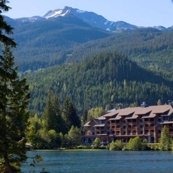 Nita Lake Lodge - exterior 2