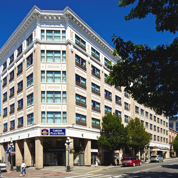Best Western Carlton Plaza - exterior