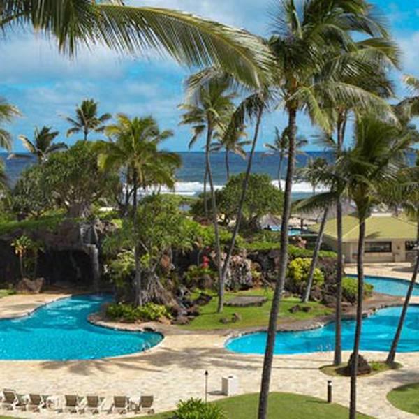 Kauai Beach Resort - zwembad