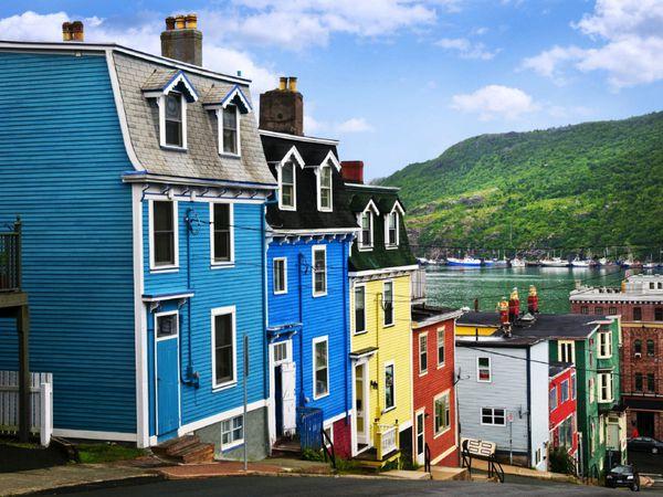 St. John's - Newfoundland & Labrador - Canada - Doets Reizen