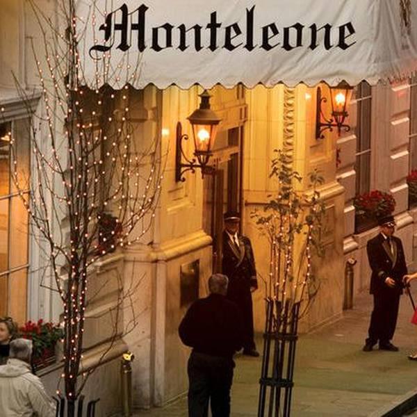 Hotel Monteleone - service