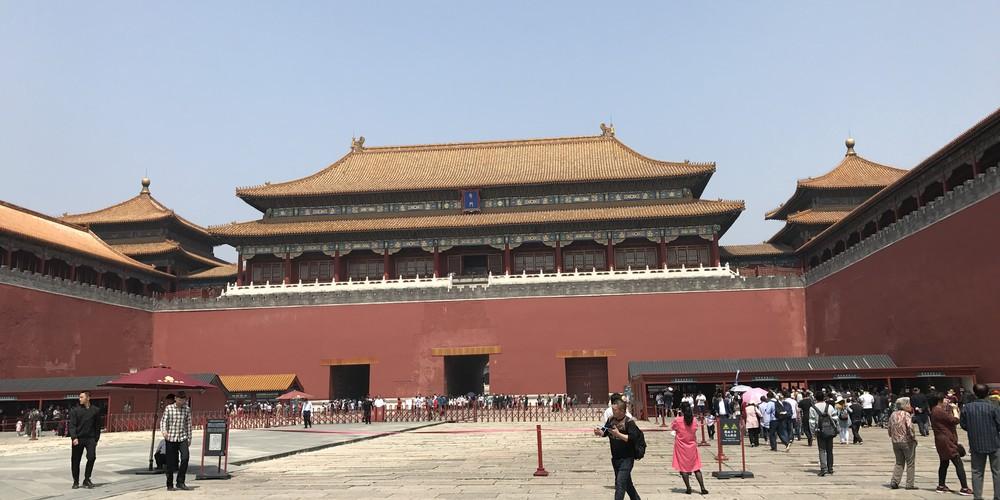 De Verboden Stad - Beijing - China - Doets Reizen