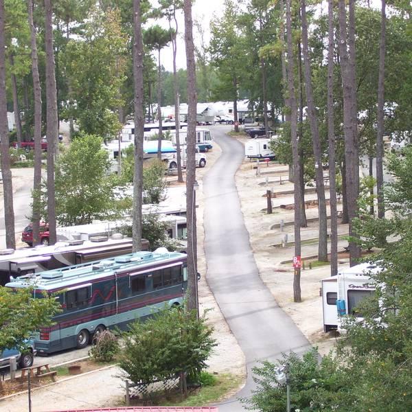 Atlanta South RV Resort - algemeen