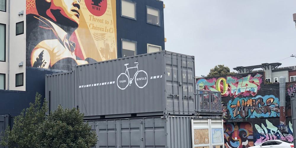 Elske in San Francisco