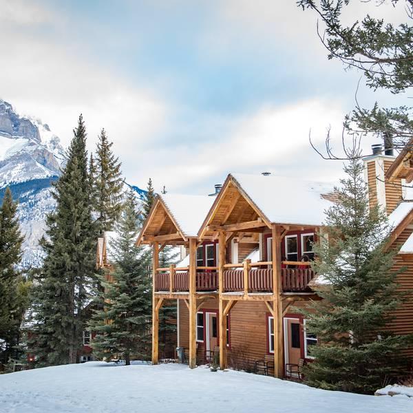 Buffalo Mountain Lodge Winter 2