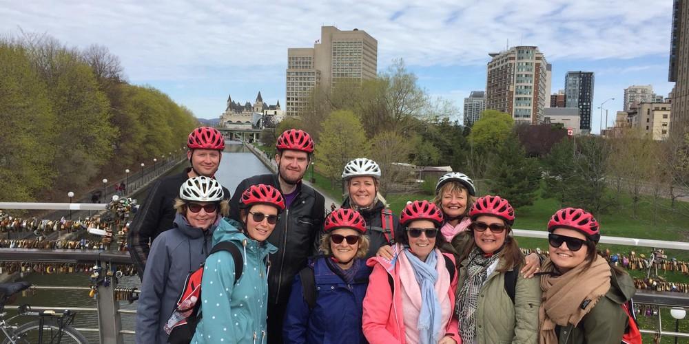 Fietsen Ottawa - Ontario - Canada - Doets Reizen