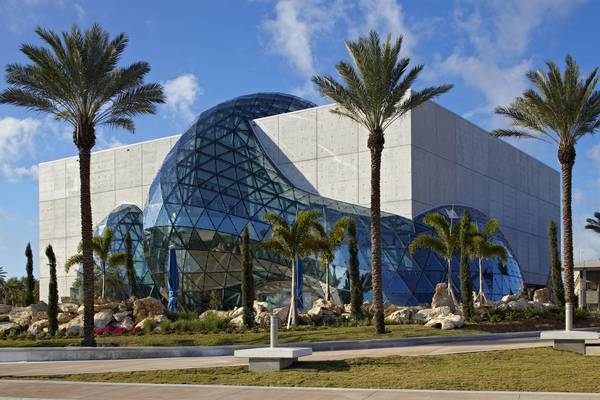 Salvador Dali Museum - St. Pete Beach - Florida - Doets Reizen