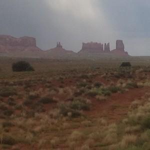 Van Monument Valley naar Moab - Dag 13 - Foto