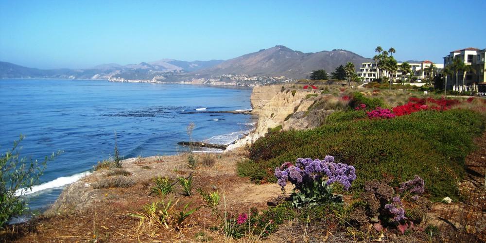 Central Coast Area in California