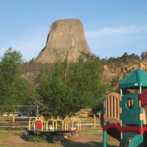 Devils Tower KOA Campground3