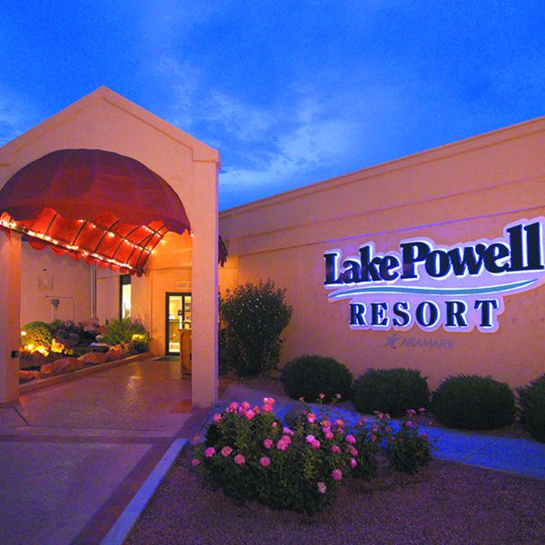 Lake Powell Resort - aanzicht