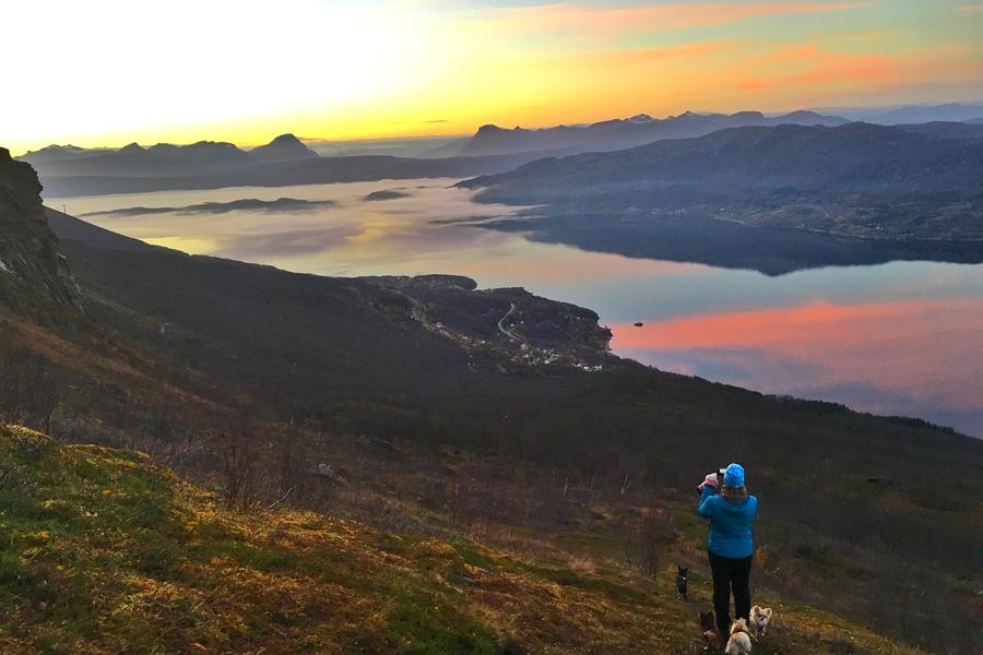 Narvik - Doets Reizen - Vakantie Noorwegen - Credits VisitNorway