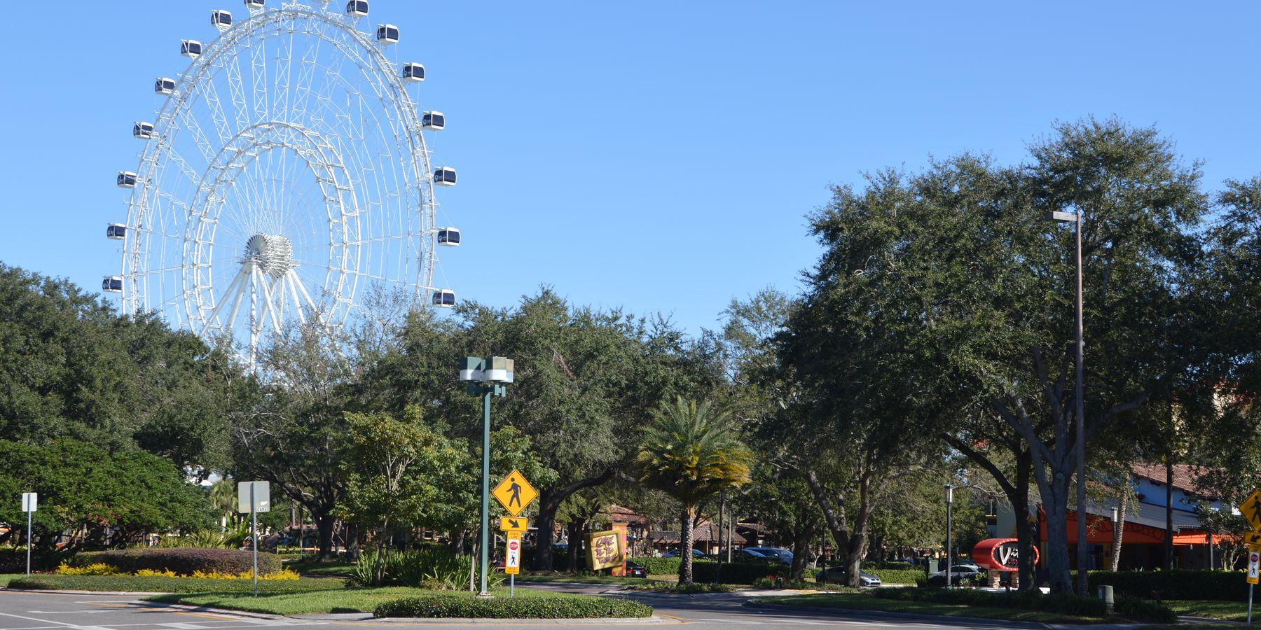 International Drive - Orlando - Florida - Doets Reizen