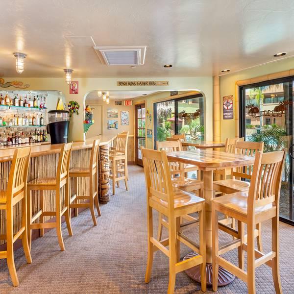 Handlery Hotel San Diego Bar