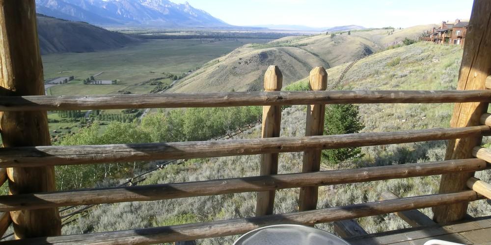 Spring Creek Ranch - Jackson - Wyoming - Doets Reizen