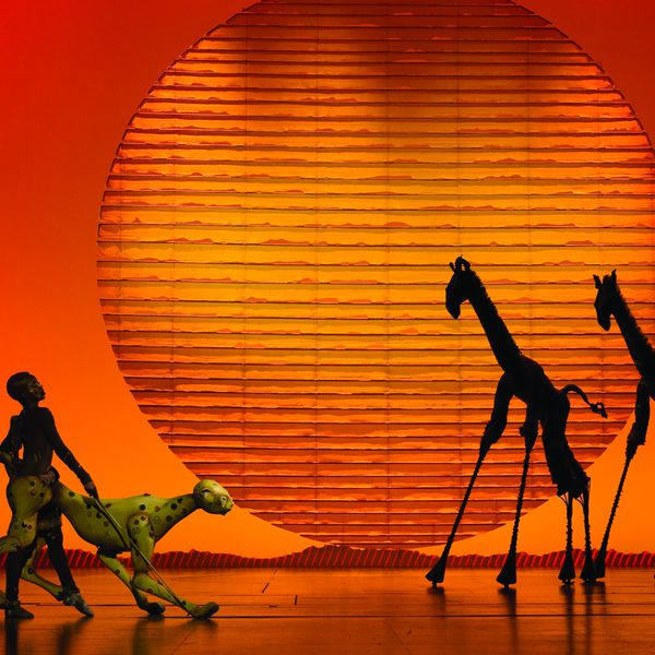 The Lion King - Broadway - New York - Doets Reizen