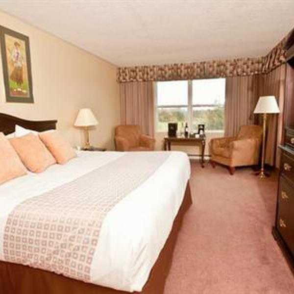 Rodd Mill River Resort - kamer