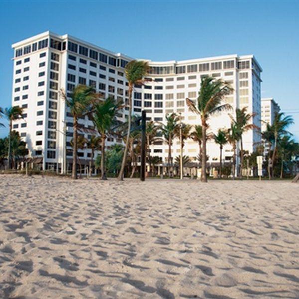 B Ocean Fort Lauderdale - aanzicht