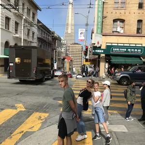Machtig mooi San Francisco! - Dag 3 - Foto
