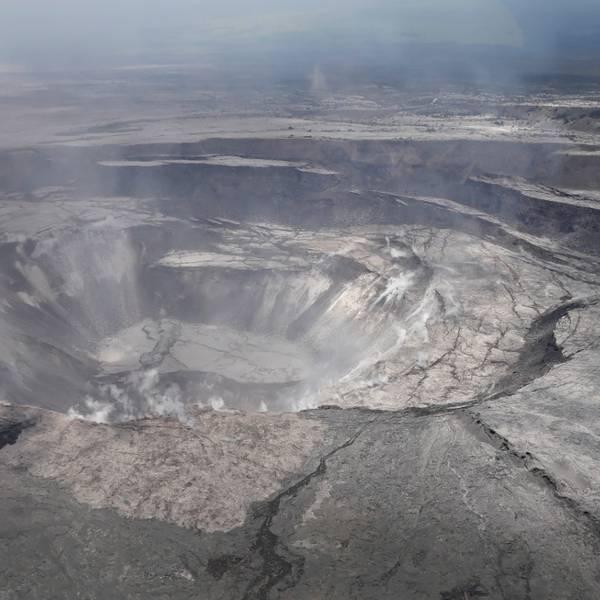 Kilauea Crater - Big Island - Hawaii - Doets Reizen