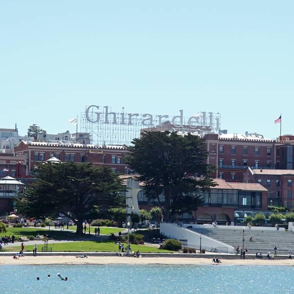 Ghirardelli Square in San Francisco, California