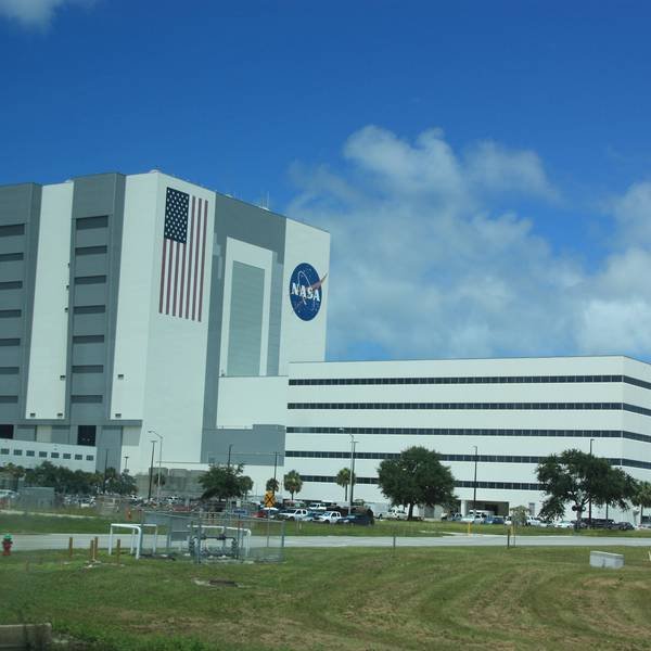 Kennedy Space Center - Cocoa Beach - Florida - Doets Reizen