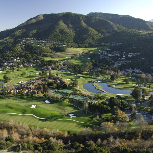 Carmel Valley Ranch - overview