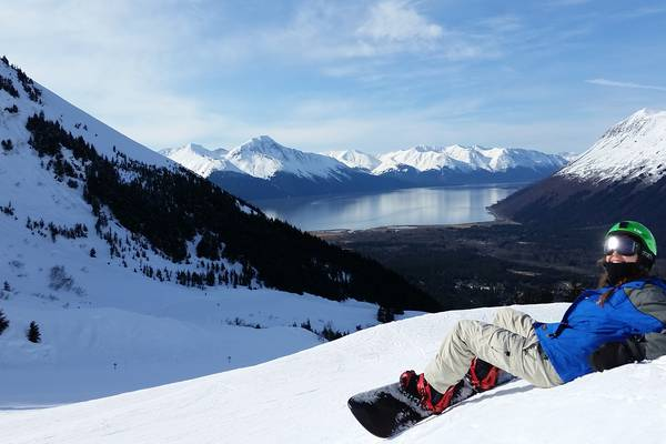 Wintersport - Alyeska Ski Resort - Alaska - Amerika - Doets Reizen