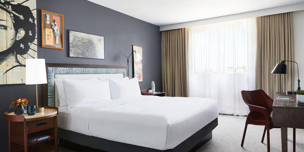 Hotel Kabuki - San Francisco - California - Amerika - Doets Reizen