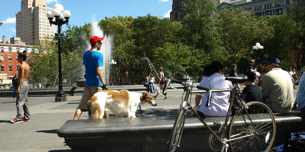 Greenwich Village - New York - Doets Reizen