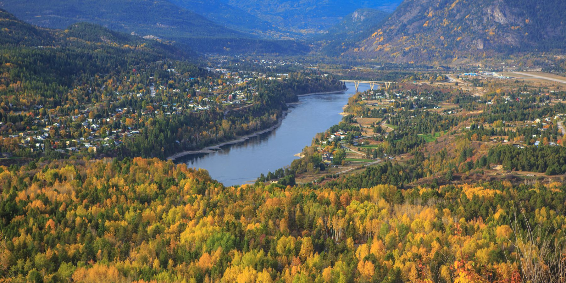 Castlegar - British Columbia - Canada - Doets Reizen