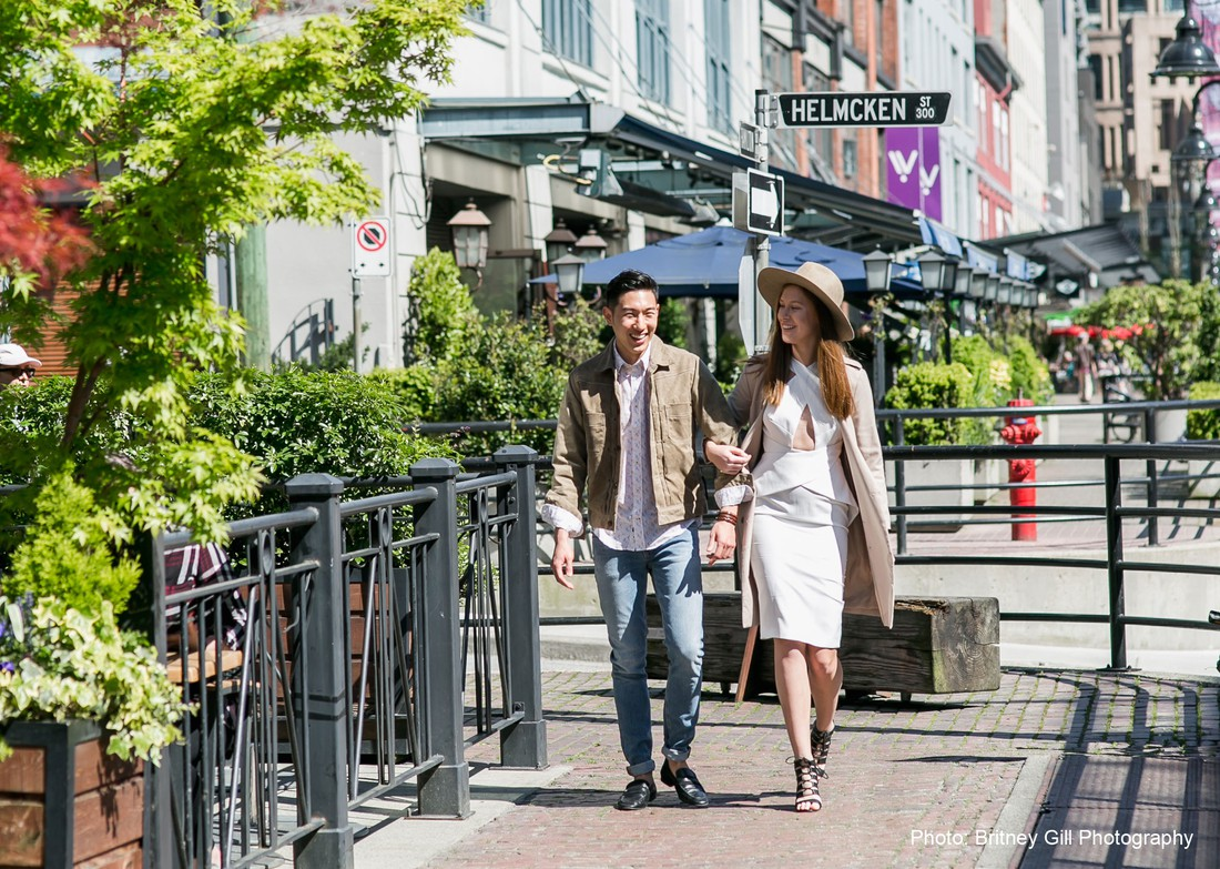 Yaletown - Vancouver - British Columbia - Canada - Doets Reizen