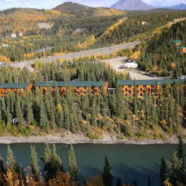 Denali Grizzly Bear Resort - aanzicht 2