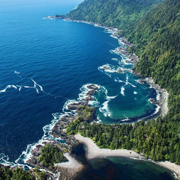 Haida Gwaii Canada - Vakantie Canada - Doets Reizen - Canada