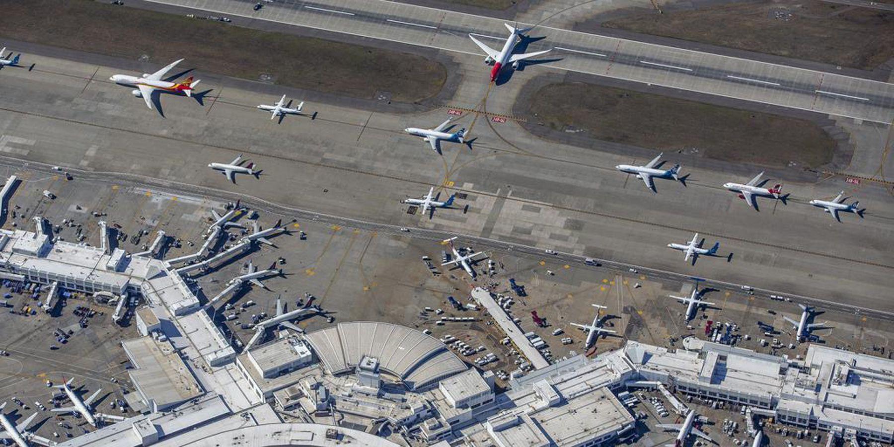Bezoek Seattle-Tacoma Airport | Doets Reizen