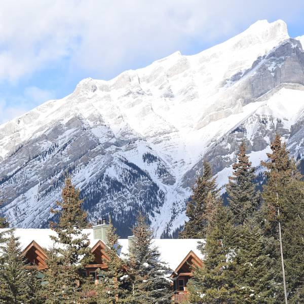 Buffalo Mountain Lodge Winter