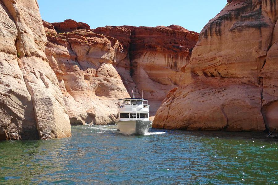 Lake Powell - Page - Arizona - Doets Reizen