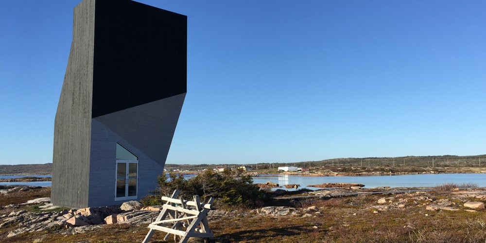 Tower Studio - Fogo Island - Newfoundland & Labrador - Canada - Doets Reizen