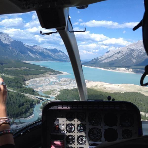 Abraham Lake - Icefields Parkway - Alberta - Canada - Doets Reizen