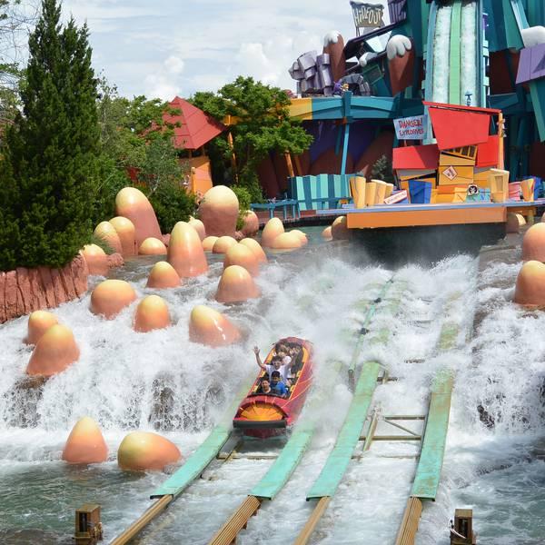 Universal Island of Adventures Orlando Florida